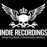 Indie Recordings - logo - B&W - 2013