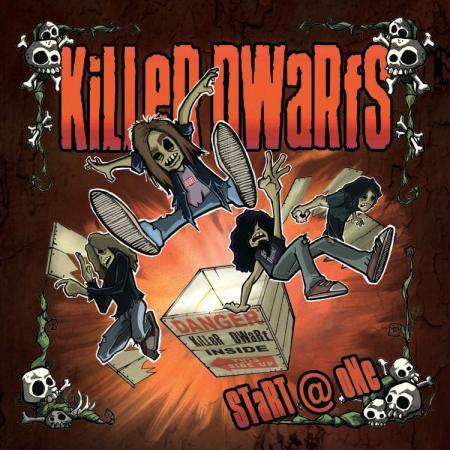 Killer Dwarfs - Start @ One - promo cover pic