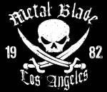 Metal Blade - Los Angeles - B&W - logo - 2013
