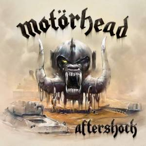 Motorhead - Aftershock - promo cover pic