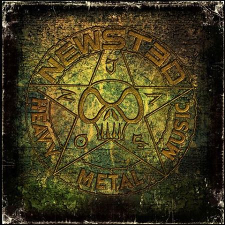 Newsted - Heavy Metal Music - promo cover pic - 2013