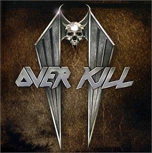 OVERKILL - Kill Box 13 - promo cover pic