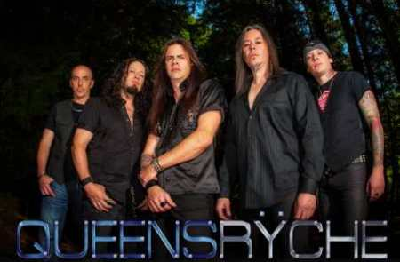 Queensryche - promo band pic - 2013 - Todd LaTorre - #17