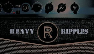 Ripple Music - Heavy Ripples - large logo