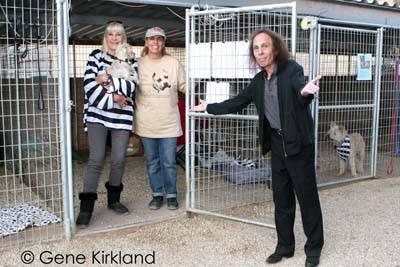 Ronnie James Dio - Wendy Dio - The Brittany Foundation - Gene Kirkland - by permission