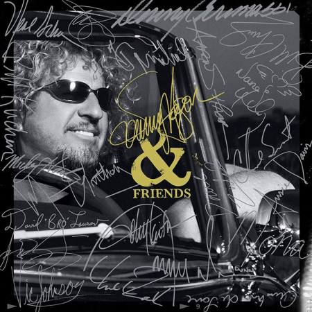 Sammy Hagar & Friends - promo cover pic - 2013