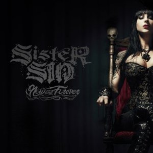 Sister Sin - Now And Forever - promo cover pic