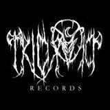 Tridroid Records - Logo - B&W - 2013