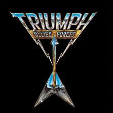 Triumph Allied Forces - promo cover pic