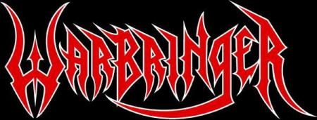 Warbringer - band logo - red-white-black - 2013