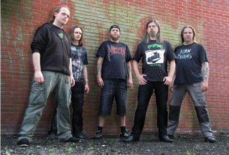 Warmaster - promo band pic - #33 - 2013