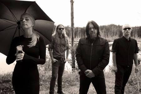 Avatarium - Band Promo Pic - #180 - 2013 - B&W