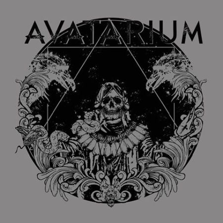 Avatarium - promo self titled cover pic - 2013