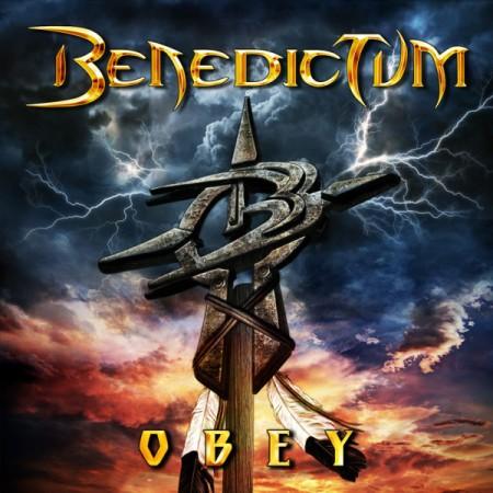 Benedictum - Obey - promo cover pic