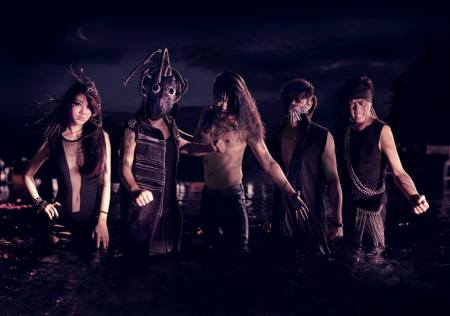 Chthonic - promo band pic - 2013 - #928