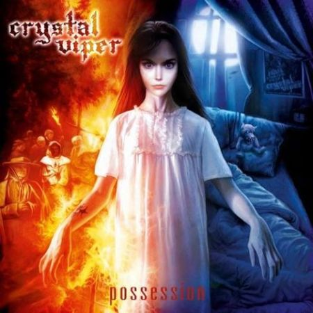 Crystal Viper - Possession - promo cover pic - 2013