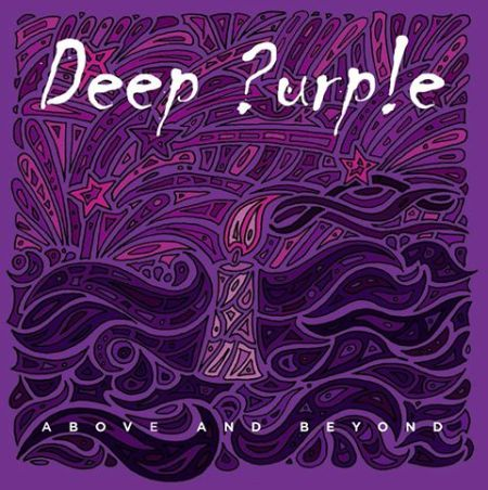Deep Purple - Above And Beyond - promo cover pic - 2013