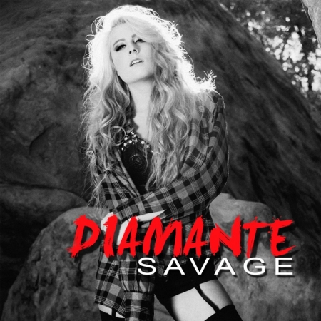 Diamante - Savages - promo cover pic - 2013