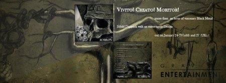 Echelon - Vivito! Creato! Moritor! - promo album banner - Oct. - 2013