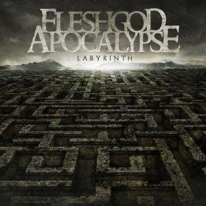 Fleshgod Apocalypse - Labyrinth  promo cover pic!