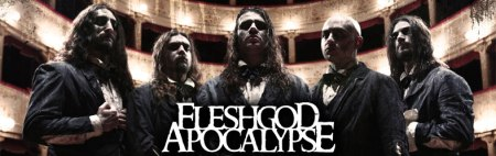 Fleshgod Apocalypse - promo band banner - 2013