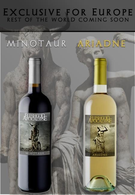 Fleshgod Apocalypse - wine - promo pic - 2013
