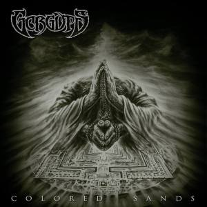Gorguts - Colored Sands - promo cover pic