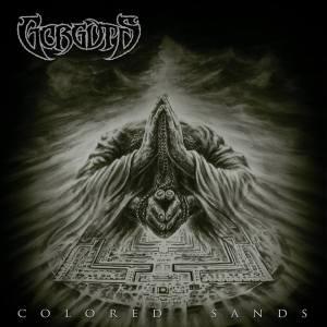 Gorguts - Colored Sands - promo cover pic