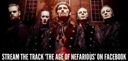 Hell - promo band pic - facebook - the age of nefarious - 2013