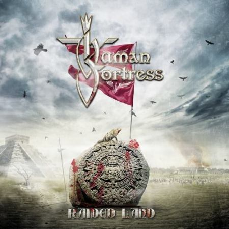 Human Fortress - Raided Land - promo cover pic