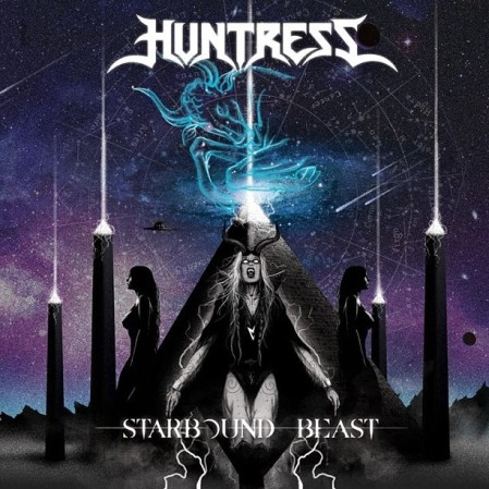 Huntress - Starbound Beast - promo cover pic
