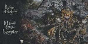 Iced Earth The Plagues EP - #2 - promo