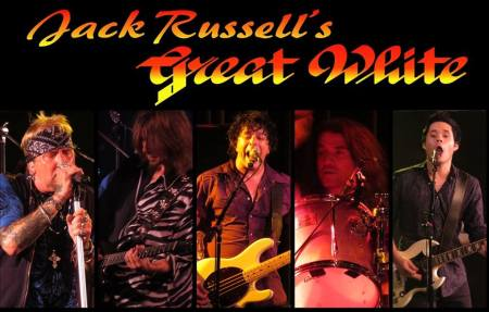 Jack Russell's Great White - promo band - montage - 2013 - #989