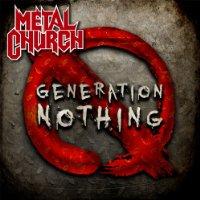 Metal Church - Generation Nothing - promo album photo - 2013