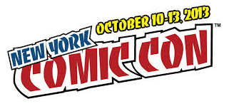 New York Comic Con - October - 2013 - logo