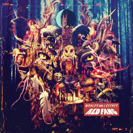 Red Fang - whales and leeches - promo cover pic - 2013