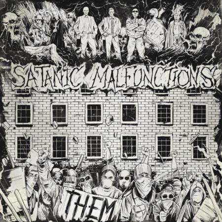 Satanic Malfunctions - Them - promo cover pic