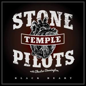 Stone Temple Pilots - Black Heart - promo cover pic - 2013