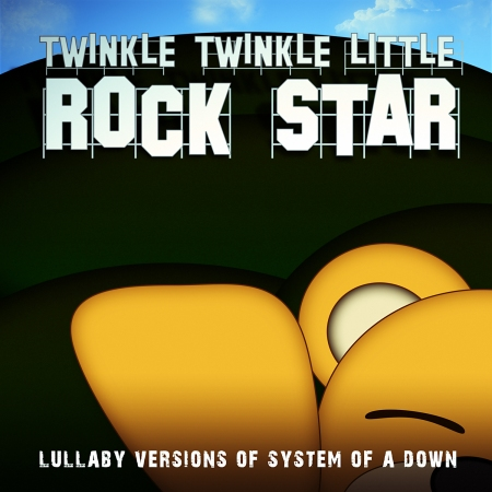 System Of A Down - Twinkle Twinkle Little Rock Star - promo cover pic