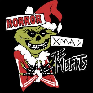 The Misfits - Horror Xmas - promo cover pic - 2013