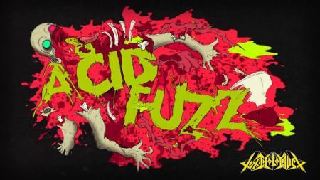 Toxic Holocaust - Acid Fuzz - promo pic - 2013