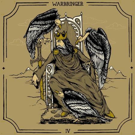 Warbringer - IV - promo cover pic