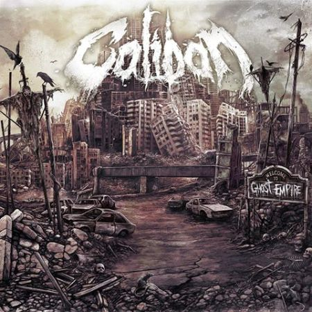 Caliban - Ghost Empire - promo cover pic