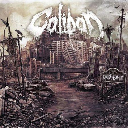 Caliban - Ghost Empire - promo cover pic