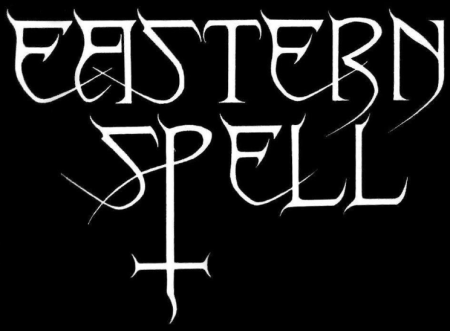 Eastern Spell - large band logo - B&W - 2013