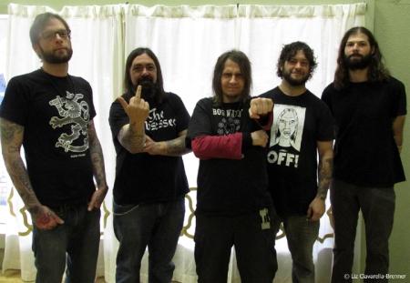 Eyehategod - promo band pic - #37 - 2013