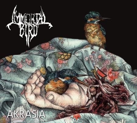Immortal Bird - Akrasia - promo cover pic - 2013