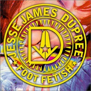 Jesse James Dupree - Foot Fetish - promo cover pic