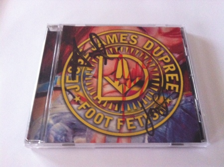 Jesse James Dupree - front cover
