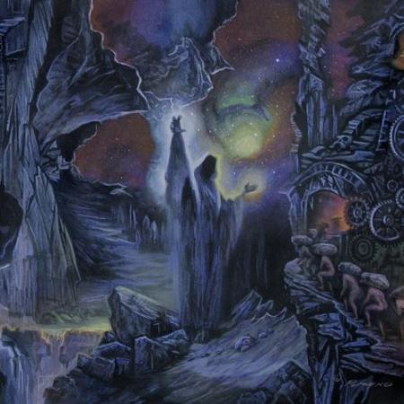 Mammoth Grinder - Underworlds - promo cover pic - 2013